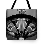 Grand Old Lamp - Vintage Grand Central Station Tote Bag
