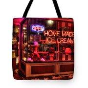 Grand Ole Creamery On Grand Avenue Tote Bag