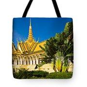 Grand Palace - Cambodia Tote Bag