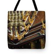 Grand Palace Bangkok Thailand 2 Tote Bag