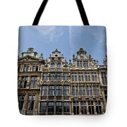Grand Place Brussels Tote Bag