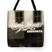 Grand Rapids Brewing Co Tote Bag