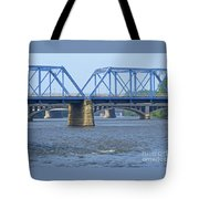 Grand Rapids Crossings Tote Bag