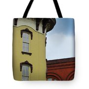 Grand Rapids Downtown Architecture Tote Bag