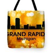 Grand Rapids Mi 3 Tote Bag