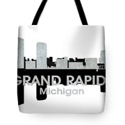 Grand Rapids Mi 4 Tote Bag