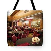 Grand Salon 03 Queen Mary Ocean Liner Tote Bag