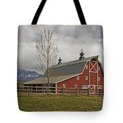 Grand Scenic Farm Tote Bag