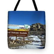 Grand Staircase-escalante National Monument Tote Bag