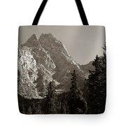 Grand Teton Tote Bag