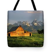 Grand Teton National Park , Wyhomestead Tote Bag