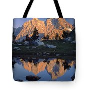 1m9376-grand Teton Reflect 2 Tote Bag