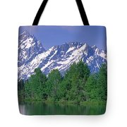 Grand Tetons National Park Wy Tote Bag
