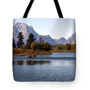 Snake River, Grand Tetons, Wyoming Tote Bag
