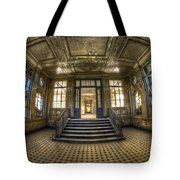 Grand Wide Entrance Tote Bag