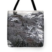 Grandfather Mountain's Linville Peak  Tote Bag