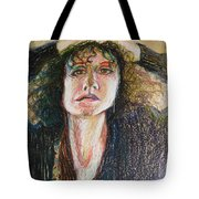 Grandfather Necklace Tote Bag