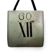Grandfather Time Tote Bag
