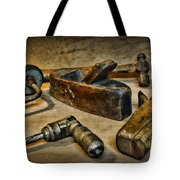 Grandfathers Tools Tote Bag