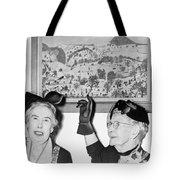 Grandma Moses Tote Bag
