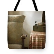 Grandma's Chair Tote Bag by Margie Hurwich