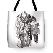 Grandma's Family Tote Bag