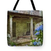 Grandma's Porch Tote Bag