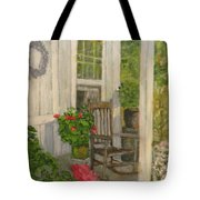 Grandma's Rocker Tote Bag
