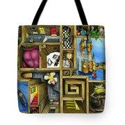Grandma's Treasure Tote Bag