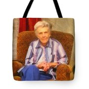 Grandmother Tote Bag