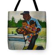 Grandpas Helpers Tote Bag