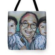 Grandpas Pride And Joy Tote Bag