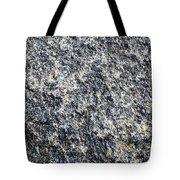 Granite Abstract Tote Bag