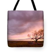 Storm At Dusk 2am-108346 Tote Bag