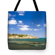 Granite Island South Australia Tote Bag