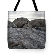 Granite Mountain Boulders Tote Bag