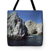 Granite Outcrop Cabo San Lucas Mexico Tote Bag