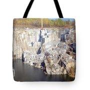 Granite Quarry, Barre, Vermont Tote Bag
