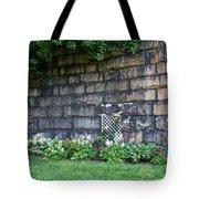 Granite Railroad Abutment Tote Bag
