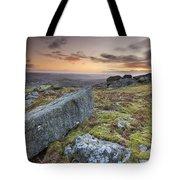 Granite Rocks. Tote Bag