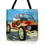 Granpas Racer Tote Bag