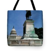 Grant And The Capitol Tote Bag