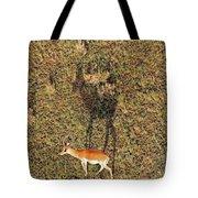 Grants Gazelle Tote Bag