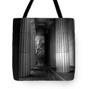 Grant's Tomb Columns Tote Bag