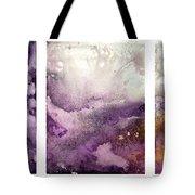 Grape Impressions Original Madart Painting Tote Bag