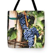 Grapes 1 Tote Bag