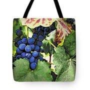 Grapes 3 Tote Bag