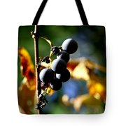 Grapes On The Vine No.2 Tote Bag