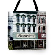 Grapevine Antiques Tote Bag