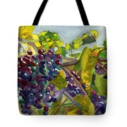 Grapevines Tote Bag